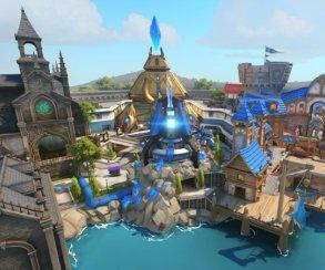Новая карта Blizzard World для Overwatch уже доступна натестовых серверах