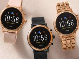 Смарт-часы Fossil Gen 5 получили премиум-дизайн и могут работать неделю без зарядки