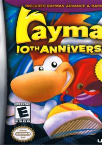 Rayman 10th Anniversary Collection – фото обложки игры