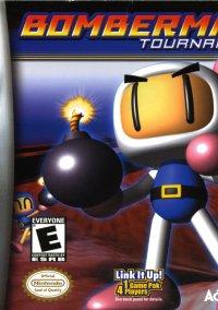 Bomberman Tournament – фото обложки игры