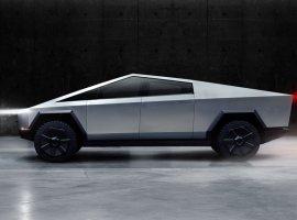 Будущее наступило: представлен футуристичный пикап Tesla Cybertruck за2,5 млн рублей