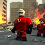 Скриншот LEGO The Incredibles – Изображение 1
