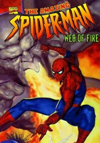 The Amazing Spider-Man: Web of Fire – фото обложки игры