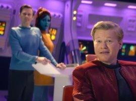 Вчетвертом сезоне «Черного зеркала» будетпародия наStar Trek