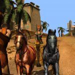 Скриншот Chariots: The First Olympics – Изображение 2