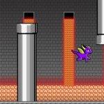 Скриншот Flying Dragon - Tailspin Adventure Through the Maze – Изображение 2