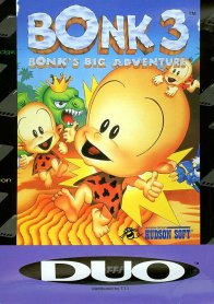 Bonk 3: Bonk's Big Adventure (Turbo Chip)