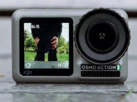 DJI Osmo Action: первая экшн-камера отизвестного производителя дронов