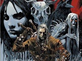 В России выйдут комиксы по The Witcher