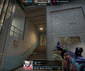 Игрок mousesports по CS:GO во второй раз за турнир попал в неловкую ситуацию