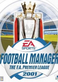 FA Premier League Football Manager 2001 – фото обложки игры