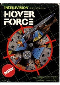 Hover Force – фото обложки игры