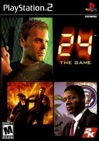 24: The Game – фото обложки игры