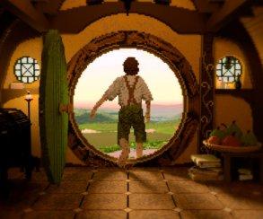 Посмотрите навеликолепный домик хоббита вMinecraft. Креативность исплоченность творят чудеса!