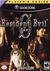 Resident Evil Zero Player's Choice – фото обложки игры