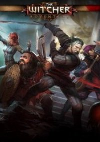 The Witcher Adventure Game – фото обложки игры