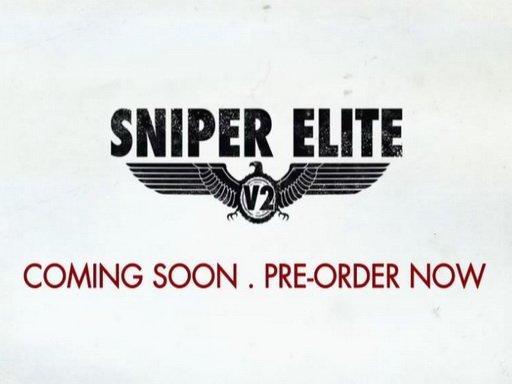 Sniper Elite V2. Дневники разработчиков