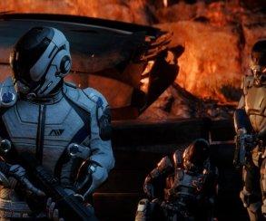 Mass Effect: Andromeda наPS4 Pro несмогла в4K-разрешение