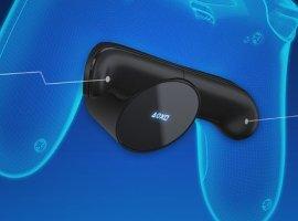 Если нагеймпаде мало кнопок: Sony представила крепление склавишами «лепестками» для DualShock4