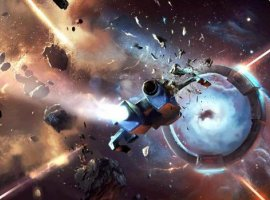 Вышла стратегия Sid Meier's Starships