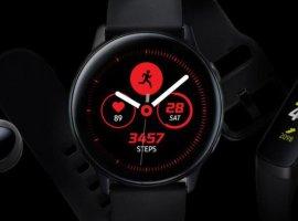 Samsung случайно показала фото часов Galaxy Watch Active, трекера Galaxy Fit и наушников Galaxy Buds