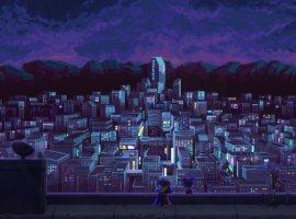 15 изумительных пиксельных скриншотов Katana ZERO