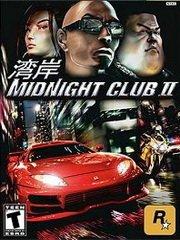 Midnight Club II – фото обложки игры