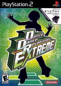 Dance Dance Revolution Extreme – фото обложки игры