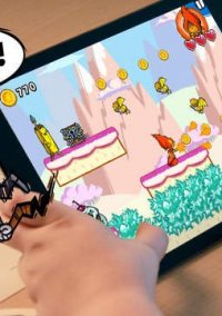 Adventure Time Game Wizard - Draw Your Own Adventure Time Games – фото обложки игры