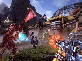 Утечка: появились геймплейный ролик Borderlands 3 и скриншот с интерфейсом игры