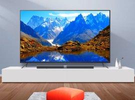 Почти без рамок: Xiaomi выпустила новую бюджетную линейку смарт-телевизоров Mi TV