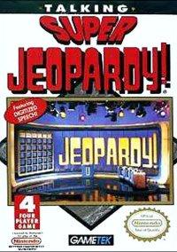 Talking Super Jeopardy! – фото обложки игры