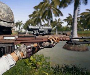 В PUBG появится новое оружие — оно заменит Mini-14 на карте Sanhok