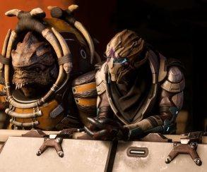 Геймплейный трейлер Mass Effect Andromeda с TGA 2016: красиво!