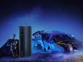 Вчесть 80-летия Бэтмена представлен смартфон Vivo iQOO Pro 5G Batman Limited Edition