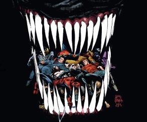 Питер Паркер, Эдди Брок, Флэш Томпсон иочень много Веномов вновом кроссовере Marvel