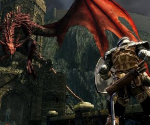 «Режим картошки»: Dark Souls Remastered запустили намаксимально низких настройках графики