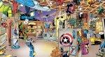 Нетолько Старик Логан. Какие еще супергерои оказывались пожилыми настраницах комиксов?. - Изображение 12