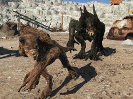 Огромное количество новых скриншотов измода Fallout 4: New Vegas. Красота!