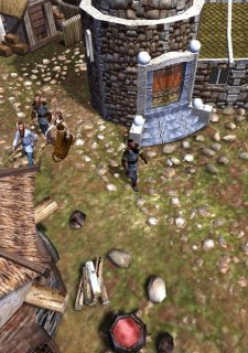 Hinterland: A New Kingdom