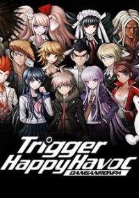 Danganronpa: Trigger Happy Havoc – фото обложки игры