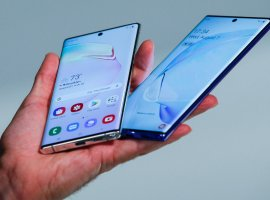 ВРоссии начались продажи флагманов Samsung Galaxy Note 10 иNote10+