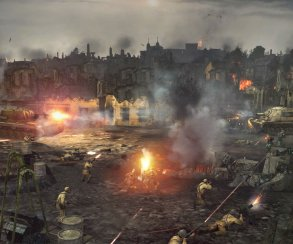 Разработчики Company of Heroes 2 раздают игру бесплатно в Steam!