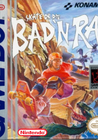 Skate or Die: Bad 'n' Rad – фото обложки игры