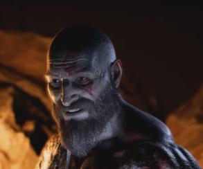 Гифка дня: самый лучший футболист поимени Кратос вновой God ofWar для PS4