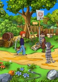 Трое из Простоквашино: Летние каникулы – фото обложки игры