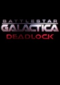 Battlestar Galactica Deadlock – фото обложки игры