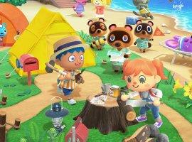 Animal Crossing: New Horizons возглавила британский розничный чарт. Иобошла DOOM Eternal
