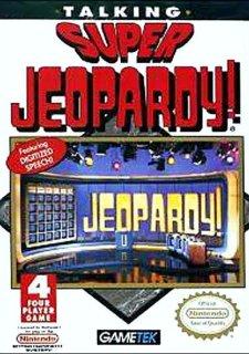 Talking Super Jeopardy!