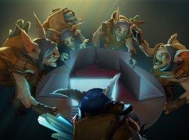 Карточная игра от Valve выйдет полностью на русском языке